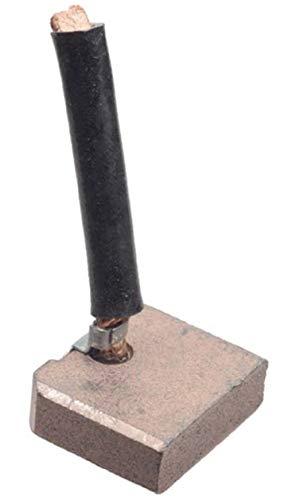 New Brush, Starters, 0.83' / 21mm L, 0.98' / 25mm W, 0.31' / 8mm H, Denso / 28140-77090, 8-94171-853-0, 15451-63371, 28142-54060, 28142-54060-000, 028099-3560, 028099-3570/68-8207-1, 68-8207-3 0.83 / 21mm L 0.98 / 25mm W 0.31 / 8mm H YUHENN