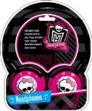 Sakar 11649 Monster High Voltageous Headphones