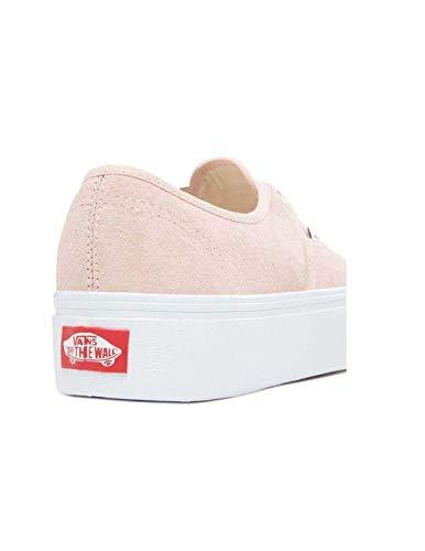 Basse VN0A3AV8S3M con Sneakers 5 Rosa VANS Platform Authentic 38 Scarpe Donna Piattaforma Taglia qnHtY1Zw