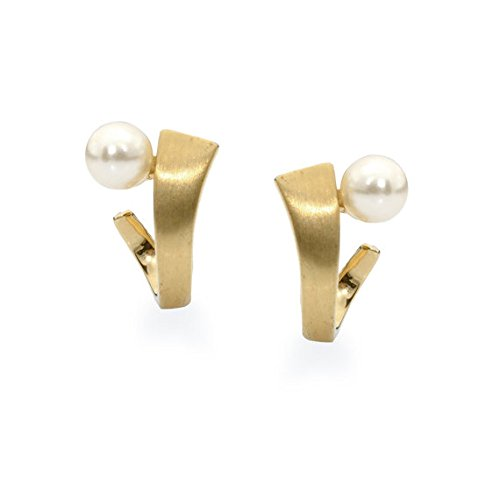 Classic Pearl earrings, Elegant, Delicate, Perfect gift for wedding anniversary, Halloween sale
