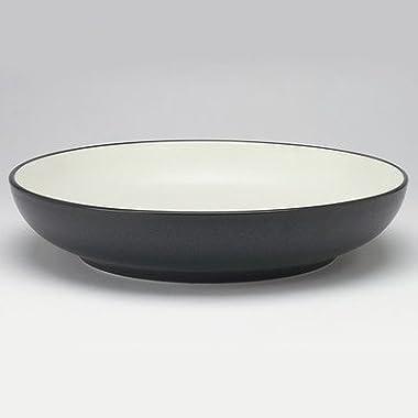 Noritake Colorwave Pasta Serving Bowl, Graphite