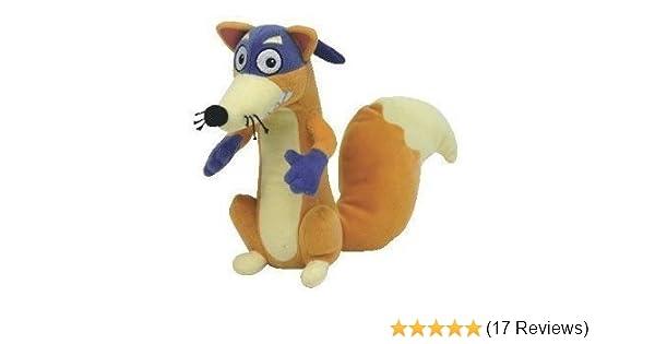 dc23eb9e4c1 Amazon.com  Ty Beanie Baby Swiper Dora s Fox  Toys   Games