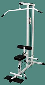 Lat/Row Machine (No Cable Change Over System)