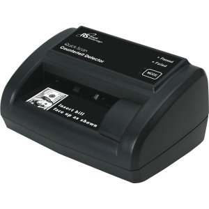 Royal Sovereign Quick Scan Counterfeit Detector - RCD2120-Quick Scan Counterfeit Detector-Magnetic Ink Image Verification Tests - RCD-2120