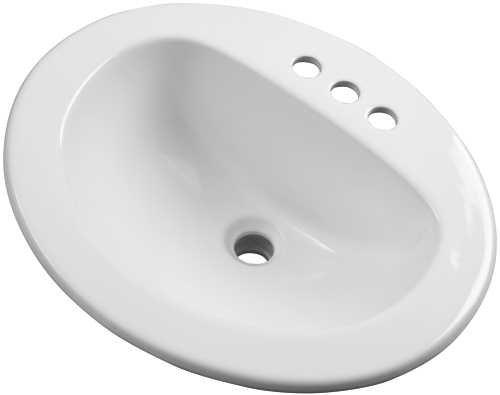 Gerber Plumbing 12-834-CH Gerber Ma x well Oval, 21