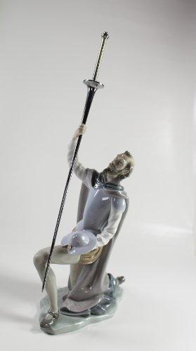 "Lladro Don Quixote 5224 ""The Quest"""
