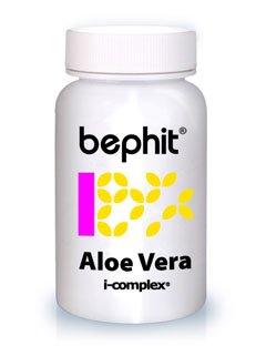 ALOE VERA + MALVAVISCO + PROPÓLEO BEPHIT - 60 cápsulas de 515 mg