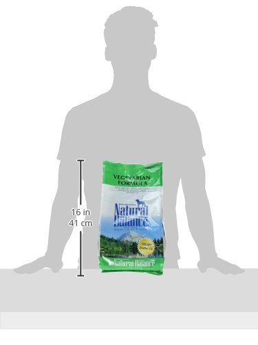 Natural Balance Vegetarian Formula Dry Dog Food, 4.5-Pound by Natural Balance (Image #4)