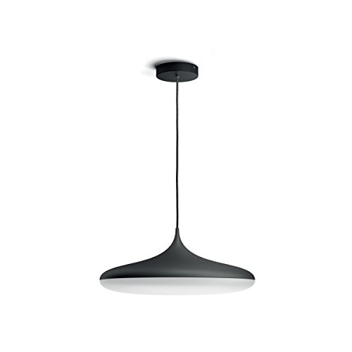Philips Hue 4076130U7 White Ambiance Cher Dimmable LED Smart Suspension Light (Compatible with Amazon Alexa, Apple HomeKit, and Google Assistant)