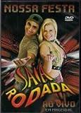 DVD - Saia Rodada - Nossa Festa Ao Vivo em Maceió