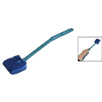 NiceButy cepillo de limpieza de esponja para acuario práctico y limpia raspador algas esponja limpiador para Acuario Azul: Amazon.es: Productos para ...