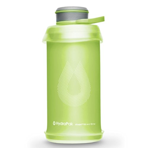 lapsible BPA & PVC Free Water Bottle (750ml/25oz) - Sequoia Green ()