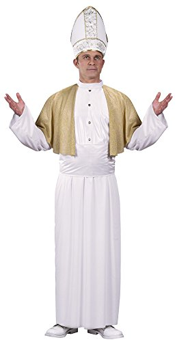 Pontiff Costume - Standard - Chest Size 33-45