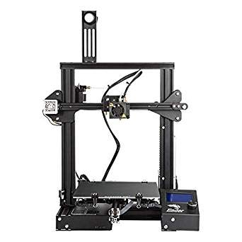 Creality Ender-3X Plus Free Glass Bed and 5 Extra nozzles by technologyoutlet