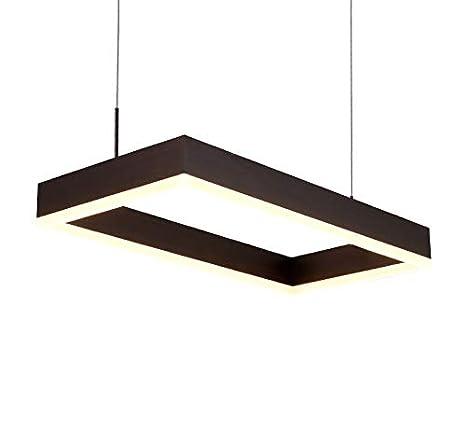 dd146 - Lámpara colgante LED con mando a distancia es la luz ...