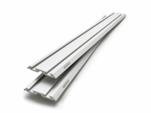Gladiator GAWC042PZY 4 foot GearTrack-Heavy Duty Wall Channel, 2-Pack