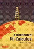 A Distributed Pi-Calculus
