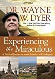 Experiencing The Miraculous with Dr Wayne Dyer 4 DVD Set