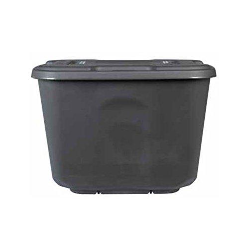 Homz 6510RMC.10 Tote Box 10 Gallon