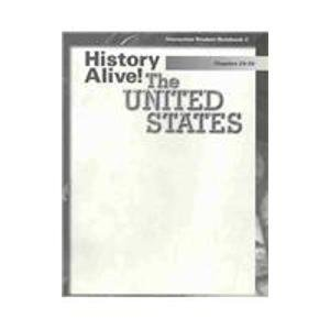 History Alive: The United States Notebook 2; Chapters 23-32