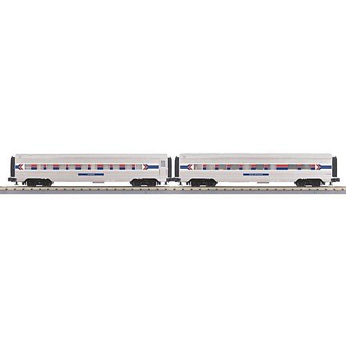 O-27 60' Streamline Sleeper/Diner, Amtrak 60' Sleeper