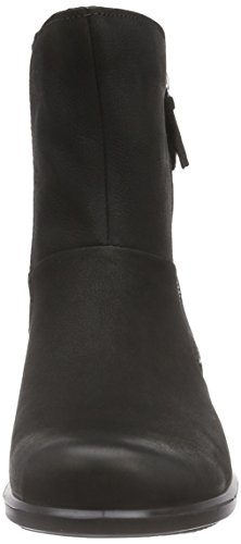 Ecco Calzature Womens Touch 25 Scale Boot Black