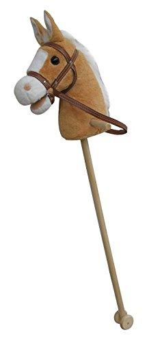 Sweety Toys 5109 Steckenpferd Goldy