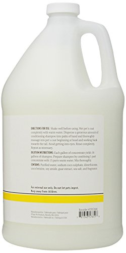 Top Performance GloCoat Conditioning Dog Shampoo, 17-Ounce
