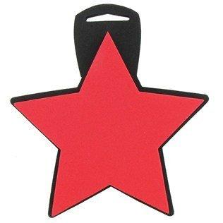 large-star-foam-stamp