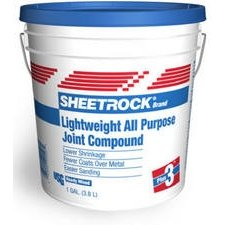 Sheetrock Joint Compound Ready-Mixed 1 Gl Sand