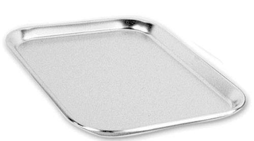 Adcraft SST-1418 14 x 18 Stainless Steel Serving Tray Admiral Craft