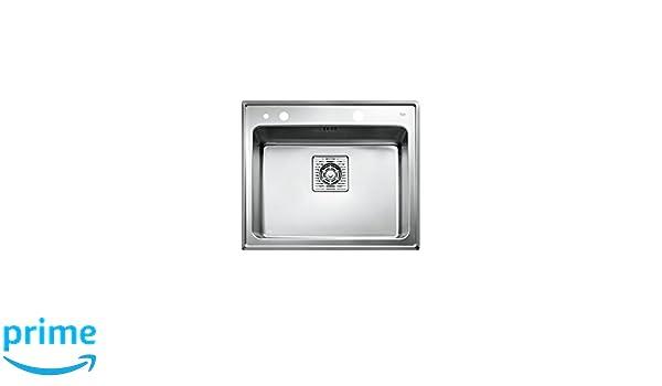 Teka Frame 1C - Fregadero (1 senos, 18 cm, 8,89 cm (3.5