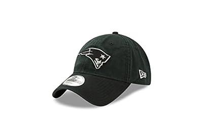 New England Patriots Black Core Classic 9TWENTY Hat / Cap