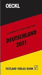OECKL. Taschenbuch des Öffentlichen Lebens - Deutschland 2011 Buchausgabe