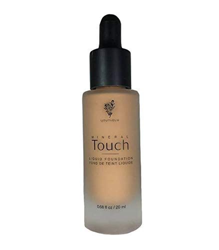 Younique Touch Mineral Liquid Foundation CHIFFON - Medium with pink undertones