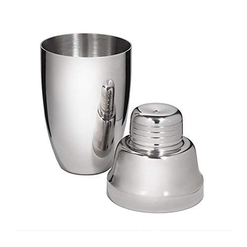 Cocktail Kingdom Usagi Heavyweight Cobbler Shaker - Stainless Steel
