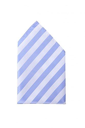 Fabio Farini - Mouchoir -  Homme Bleu Bleu