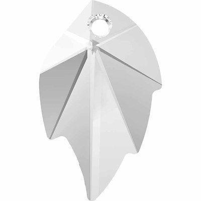 6735 26x16mm Leaf Pendant - 2