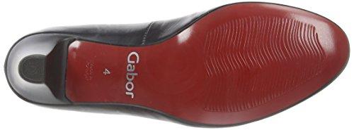 Gabor Shoes 05.200, Zapatos de Tacón, Mujer Azul (36 Ocean)