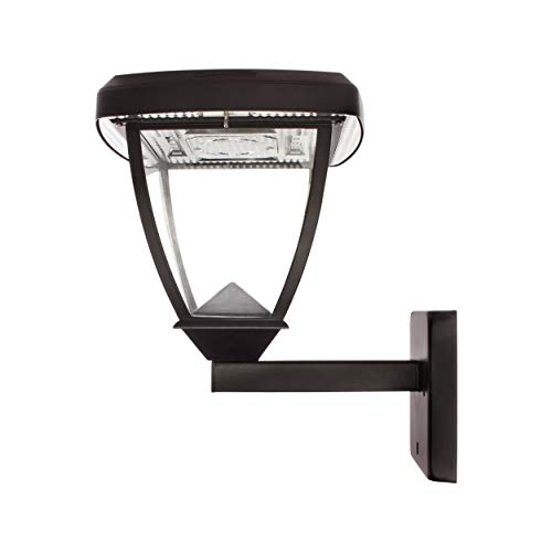 Outdoor Solar Lights For Columns in US - 6