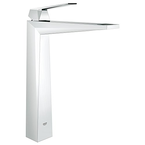 Allure Brilliant Single (Allure Brilliant Single-Handle Single-Hole Vessel Bathroom Faucet - 1.5 GPM)