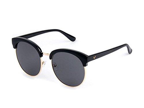 Song one thousand Iraqi same paragraph Korean V brand sunglasses retro - Brands Korean Glasses