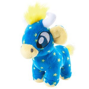 (Neopets Collector Species Series 6 Exclusive Plush with Keyquest Code Starry Kau)