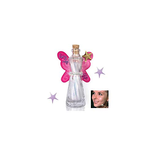 Fairy Wings Glitter Bottle