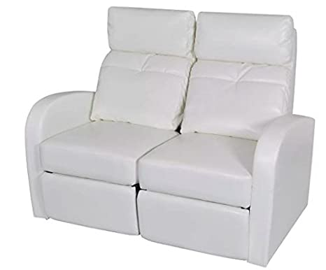 Amazon.com: New White 2-Seater 50.4\