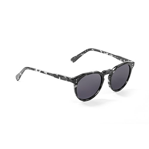 Lenoir Eyewear LE10100.4 Lunette de Soleil Mixte Adulte, Noir