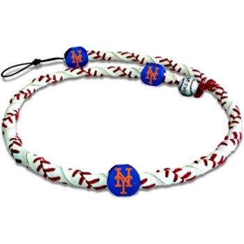 MLB Frozen Rope Necklace MLB Team: New York Mets