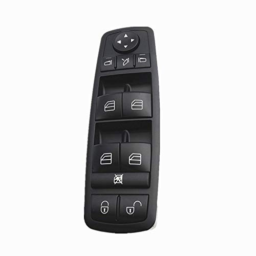 Master Power Window Mirror Switch A1698206710 for Mercedes-Benz A B Klasse W245 W169 2008-2012