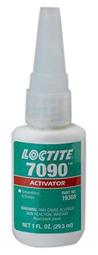 7090 Solventless Activator, 1 fl. oz. Bottle Loctite 19368