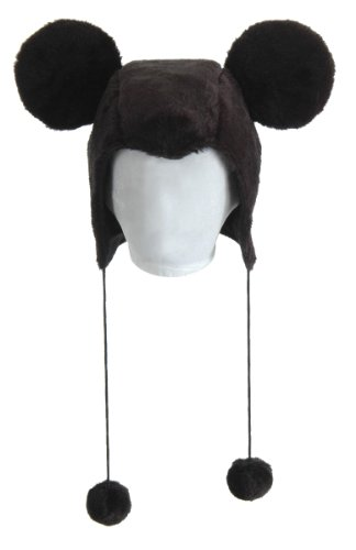 Mickey Mouse Halloween Costume Man (elope Disney's Mickey Mouse Hoodie Hat)